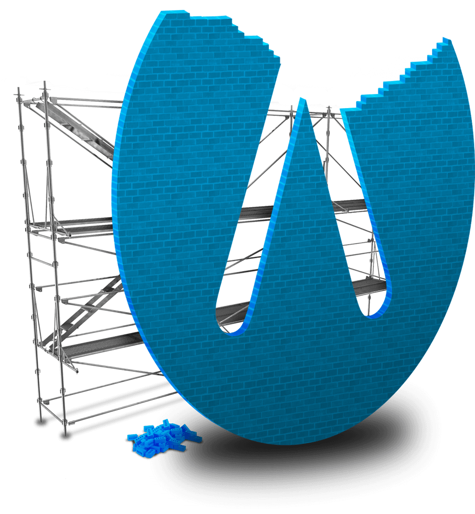 Seatriever logo under construction